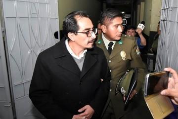 Aprehenden a concejal Siñañi por el caso Tersa