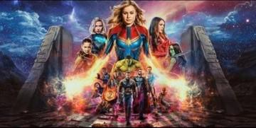 Filtran escenas de Avengers: Endgame