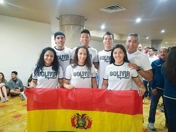 Raquet: Bolivia va por más