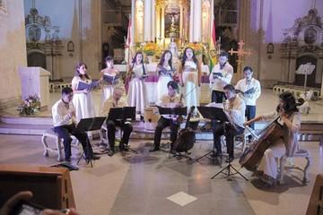 Coros inauguran el VIII Festival de Música Barroca