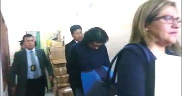 Piden cárcel para funcionario de DDRR en La Paz