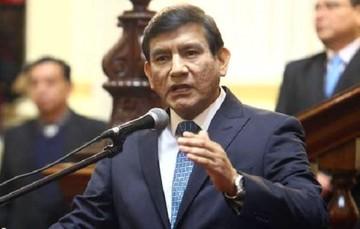 Ministro peruano defiende actuación de la Policía para detener a Alan García