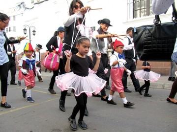 Kinder Echevarría cierra festejos por su 77 aniversario