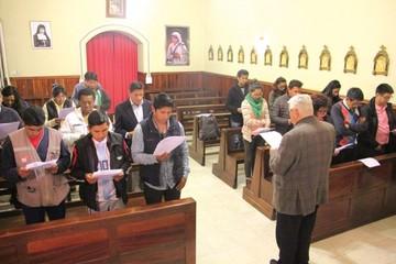 Se abre el Triduo Pascual