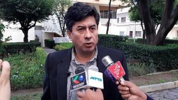 Futpoch apoya a Ceballos y desafía a ministro Arce