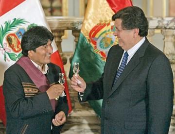 Muerte de García reaviva caso Odebrecht en Bolivia
