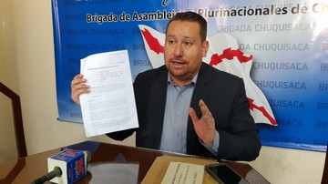 Diputado reitera que actos de León en el INRA son nulos