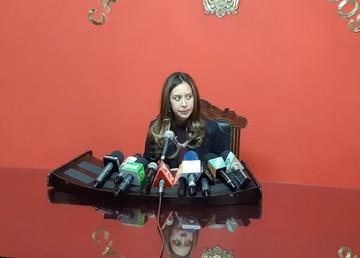 Cuatro diputadas se excusan de conocer el caso Ceballos