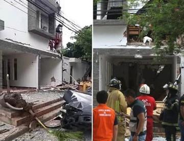 Santa Cruz: Explosión de gas deja al menos cinco heridos