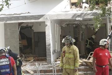 Explosión en Equipetrol deja seis vecinos heridos