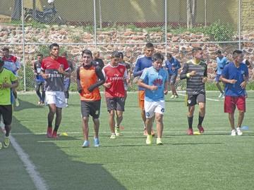 Atlético Sucre va contra un fixture de alto riesgo