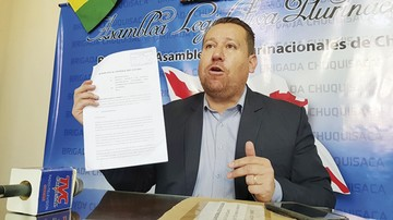 Reiteran que actos del ex director del INRA fueron irregulares