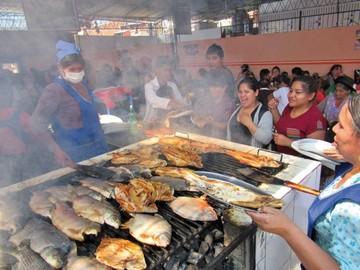 Viernes Santo: Pescado, el plato más apetecido