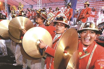 La Banda Poopó representará a Bolivia en Tokio