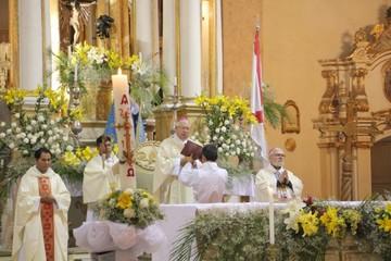 Pascua: La Iglesia insta a denunciar la corrupción