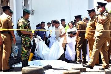 Explosiones dejan más de 200 muertos en Sri Lanka y detienen a ocho sospechosos