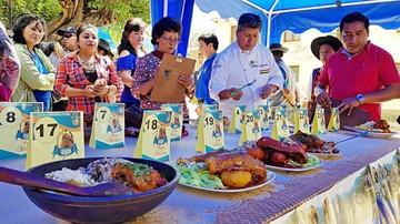 Picante de pollo criollo, un orgullo en Zudáñez