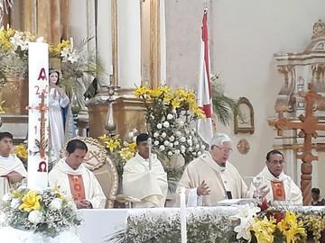 Iglesia valora asistencia durante Semana Santa