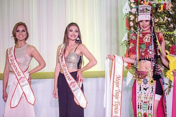 Miss Chuquisaca se acerca a la gala final