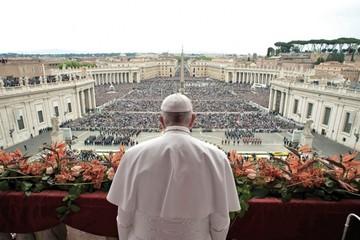 Papa pide acabar con la crisis venezolana y dar paz a Nicaragua