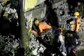 Al menos tres muertos en Filipinas por un terremoto de magnitud 6,1