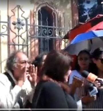 Piérola denuncia que sufrió violencia política