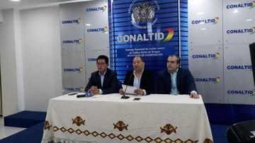Romero revela vínculos entre narcotraficante y la FELCC de Santa Cruz a cargo de Medina