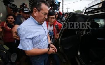 Medina y Moreira, ex jefes de la Policía, son aprehendidos