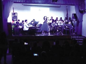 Sucre Big Band Jazz se estrenó en el CBA