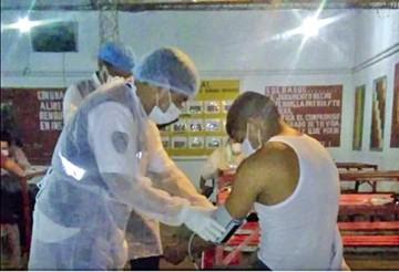 Militar en Sucre presenta síntomas de hantavirus