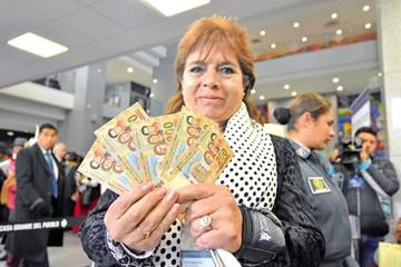 El BCB pone en circulación nuevo billete de Bs 200