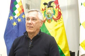 El postulante a la CIDH Rodríguez Veltzé opta por no hablar del 21F