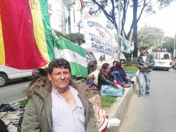 Indígenas exigen al TCP fallo sobre tierras fiscales