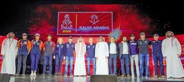 Dakar aterriza en Arabia