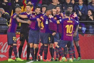 El Barça va por la corona