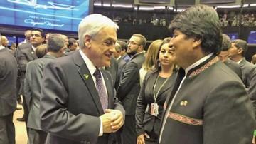 Evo aún no decide  si irá a Chile a la cumbre del COP25