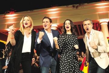 España: Los candidatos llaman a emitir el voto