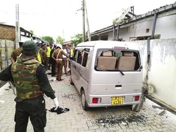"EI reivindica ""emboscada"" con 17 muertos en Sri Lanka"