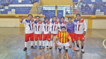 Alumnos del Zudáñez se reúnen en torneo