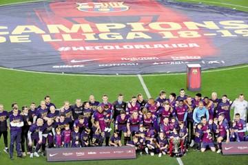 Messi sentencia la Liga a favor del Barça