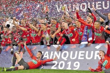 El Rennes destrona al PSG
