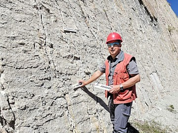 """""""No creo posible optar con Cal Orck'o al título de Patrimonio Natural de la Humanidad"""""""