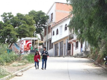Barrio Olmos exige mayor seguridad y sanear la zona