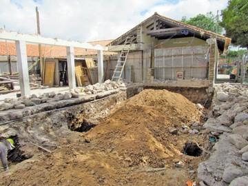 Las obras de emergencia  en colegios no avanzan