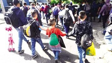 Extreman los controles a menores migrantes
