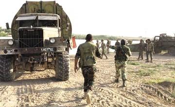 Resurgen los enfrentamientos en Siria