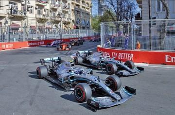 Bottas bate a Hamilton y recupera el liderato
