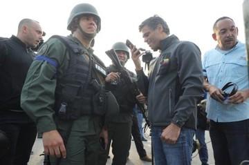 Leopoldo López dice que hay comunicación entre alzados y Gobierno de Maduro