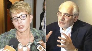 El MAS vincula a Mesa con narcopolicía, éste justifica