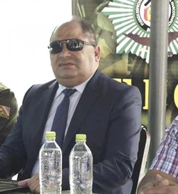 Gobierno vincula a otro jefe policial con un narco